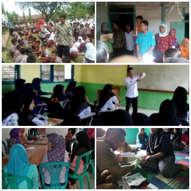 Penyuluhan Kesehatan Puskesmas Srimulyo Kabupaten Lampung Barat